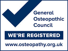 Gosc logo for exeter osteopaths